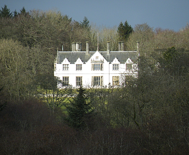 Auchmacoy House