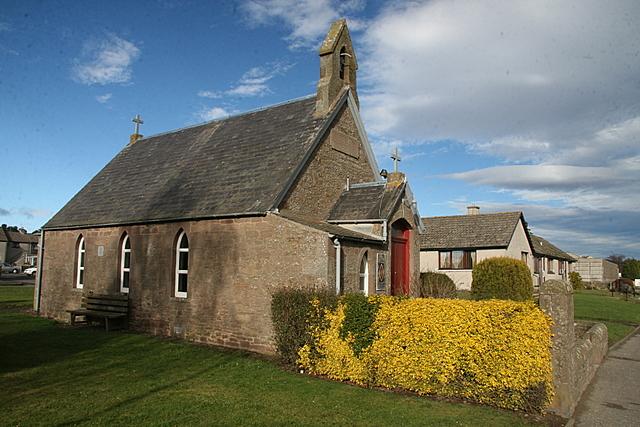 Lunanhead church