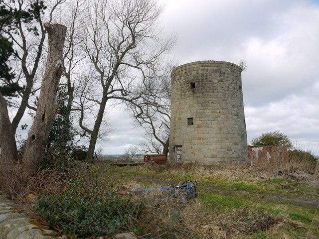 Birney Hill Windmill