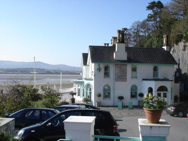 Portmeirion Hotel