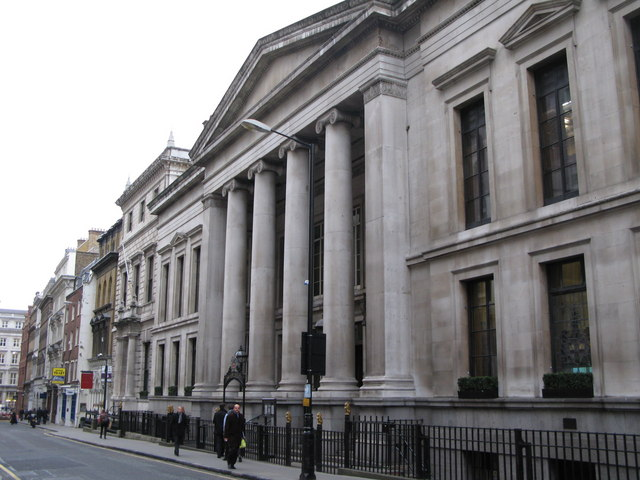 The Law Society building, Chancery Lane, WC2