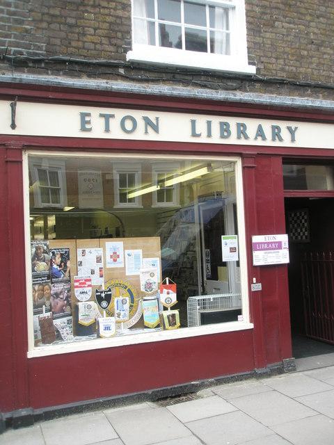 Eton Library