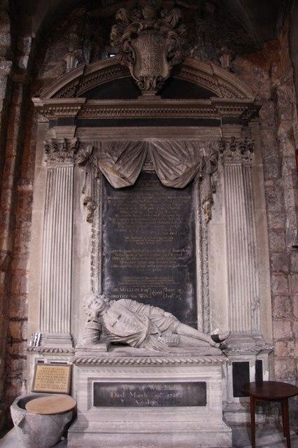 Mellish monument