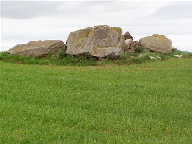 Temple Stones, Potterton