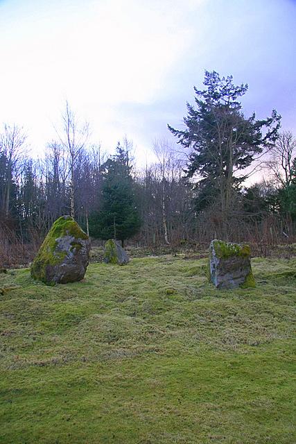 Stones, Carse Gray