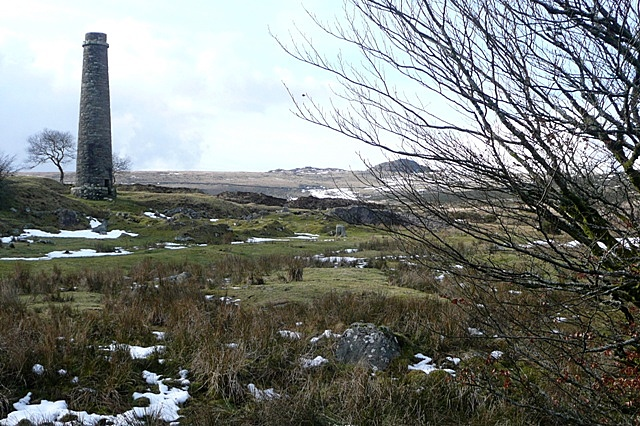 Powder Mills chimney