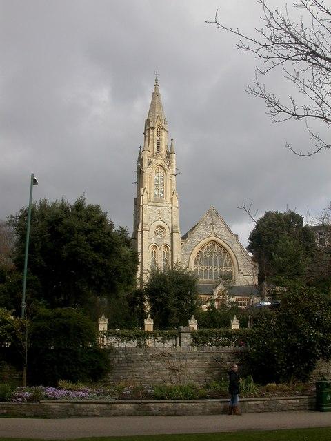 Bournemouth, Richmond Hill URC Church