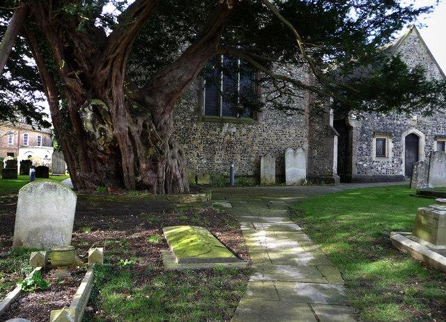 St Thomas, Bedhampton