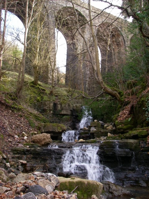 Viaduct over the Nant Dyar