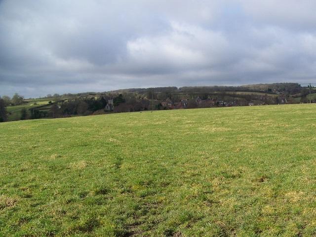 Bridleway to Milborne St Andrew
