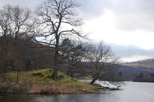 Lakeside, Rydal Water