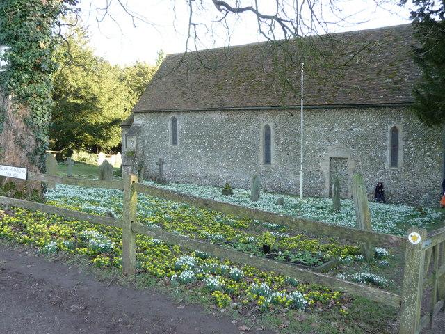 Swyncombe Church