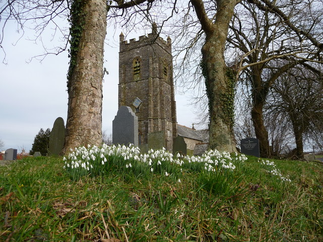 The Church of Saint Calixtus, West Down.