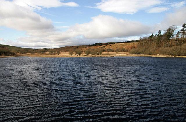 Whitmuirhill Loch