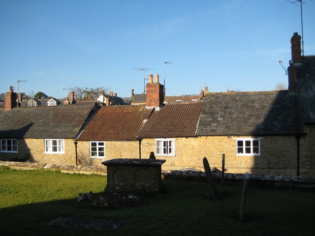 Terraced cottages Church Street