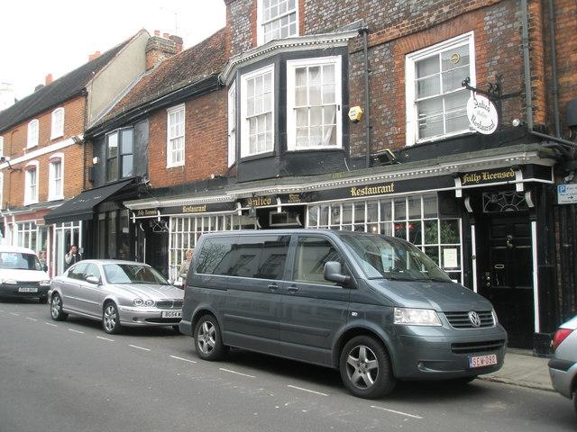Antico in Eton High Street