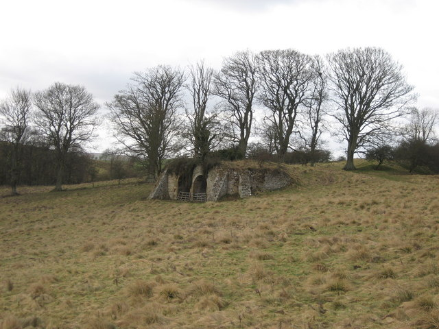 Birtley lime kiln
