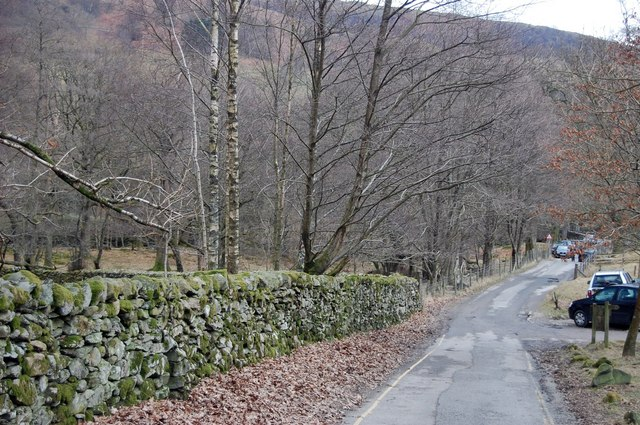 Track at Rydal