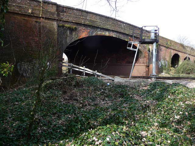Mill Lane bridge