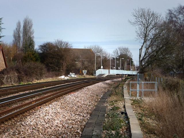 Bedhampton Station