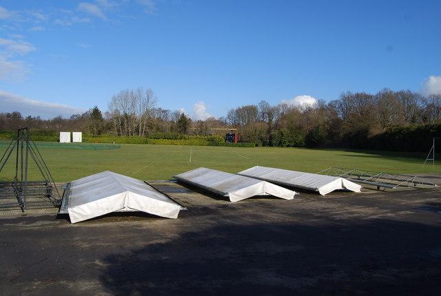 The Nevill Cricket Ground