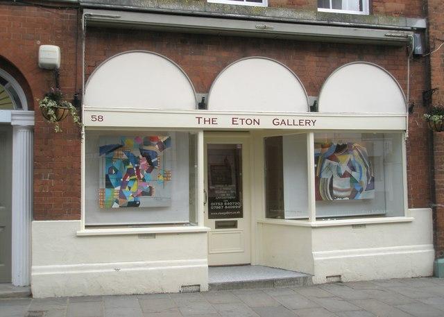 The Eton Gallery
