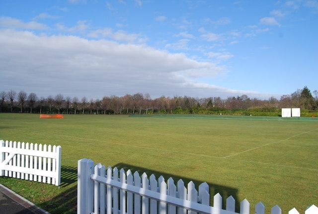 The Nevill Cricket Ground (2)