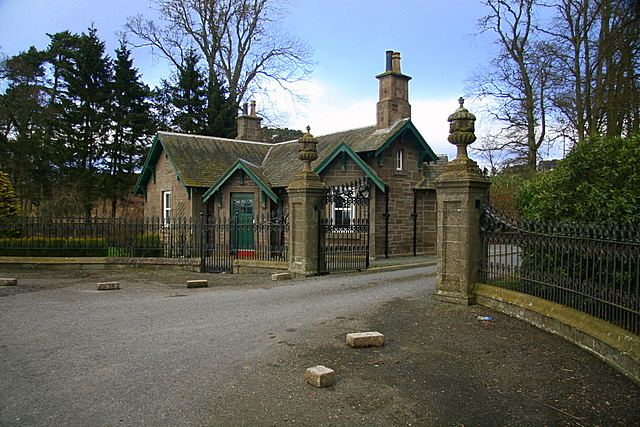 Carse Grey lodge