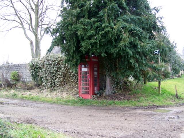 Telephone box, Affpuddle