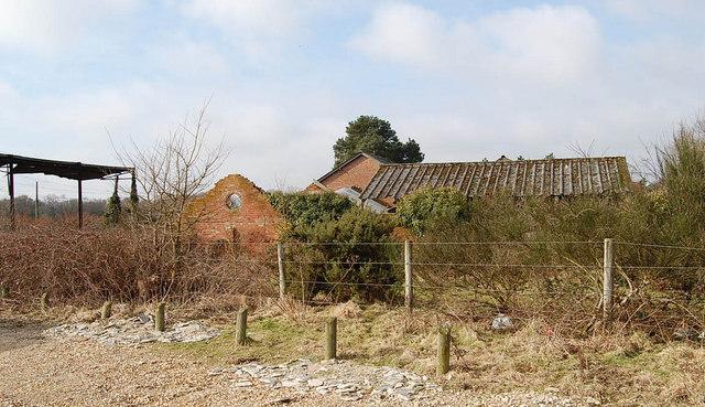 Potterne Farm, Verwood, Dorset