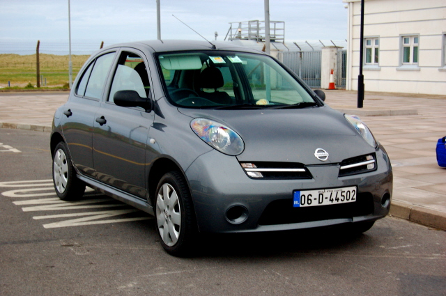 Donegal Carrickfin Airport - Rental car