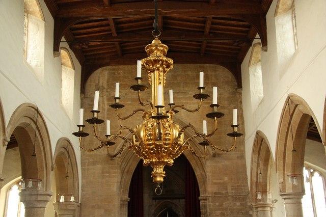 St.Peter's chandelier