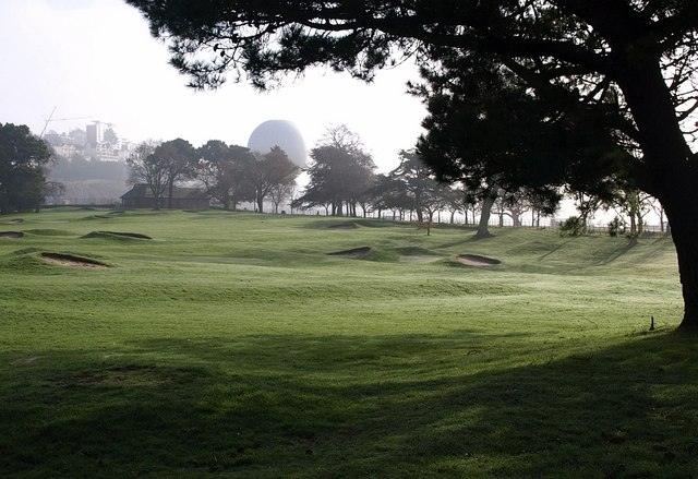Pitch and putt course, Torre Abbey