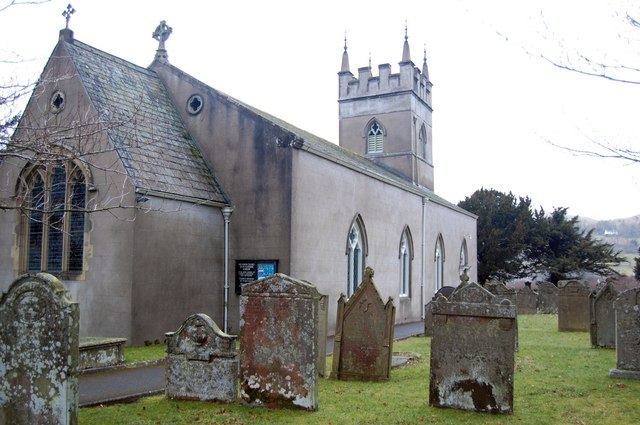 Parish Church of St Cuthbert, Lorton