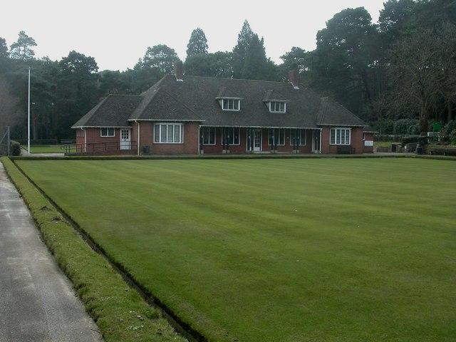 Meyrick Park, bowling green