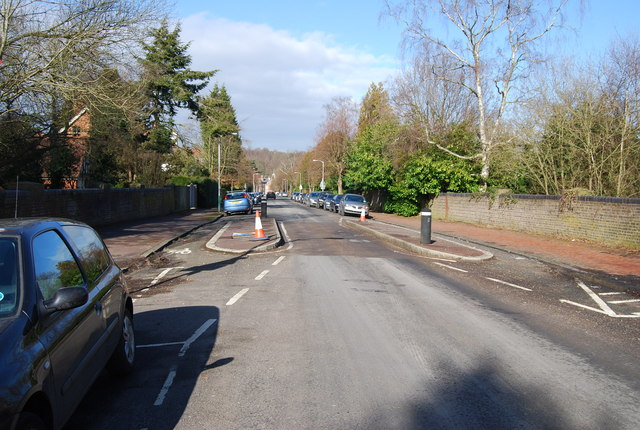 Traffic calming, Warwick Park