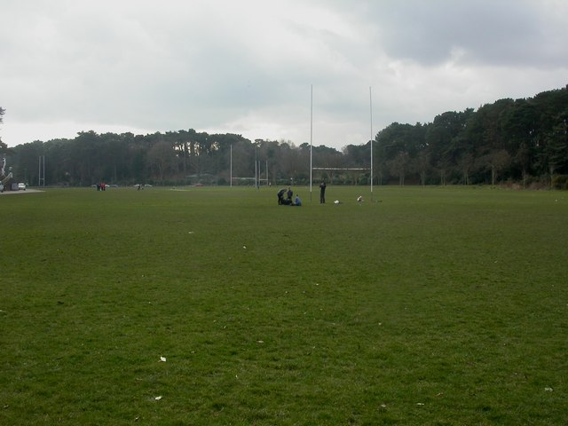 Meyrick Park, rugby ground