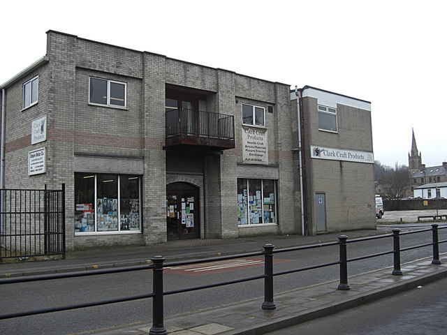 Clark Craft Products, Ramsbottom