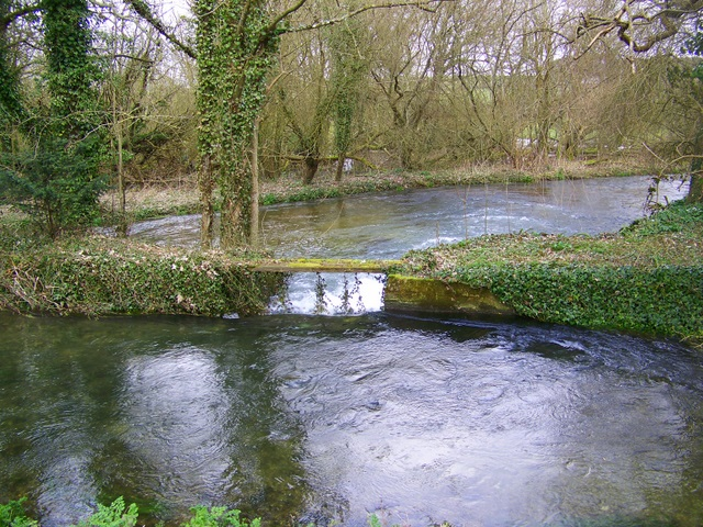 The River Piddle, Affpuddle