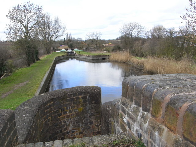 Droitwich Junction Canal