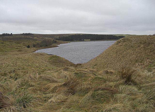 Upper Coldwell Reservoir