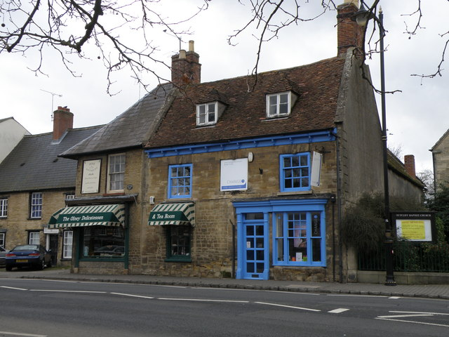 The Olney Deli and Tea Room