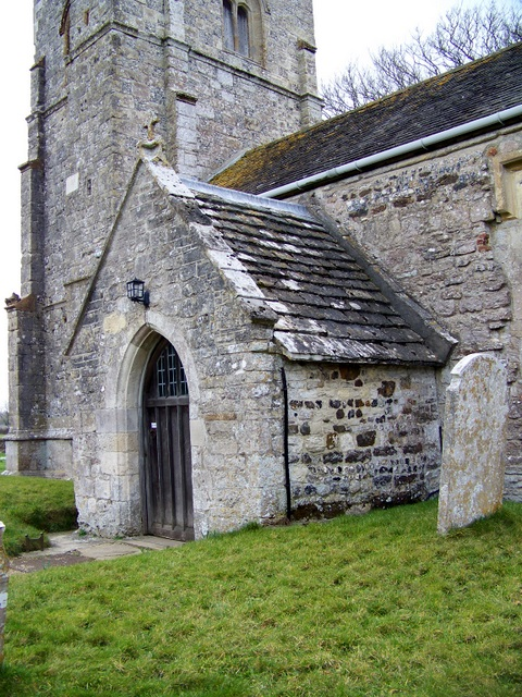 Porch, St Laurence's Church, Affpuddle