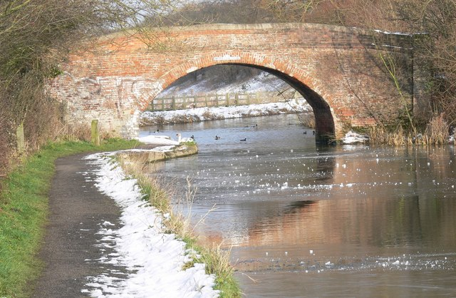 Bridge 105: Packhorse Bridge