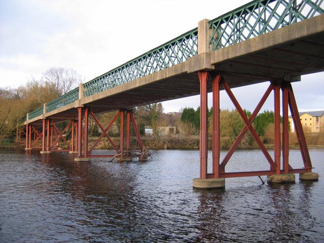 Halton bridge