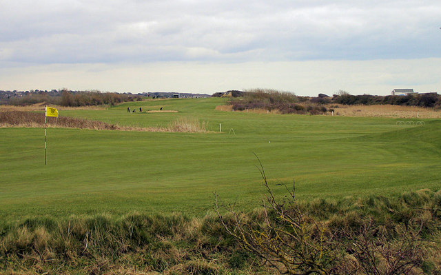 Cooden Beach Golf Course