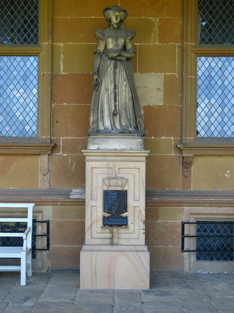 Mary Queen of Scots at Hardwick Hall