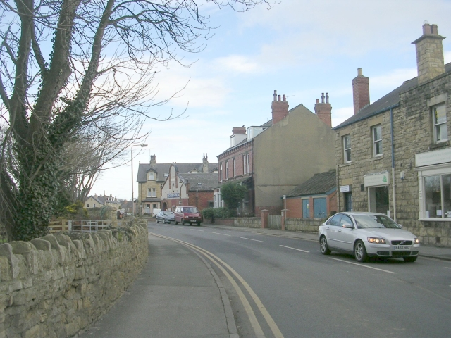 Crossley Street - West Gate