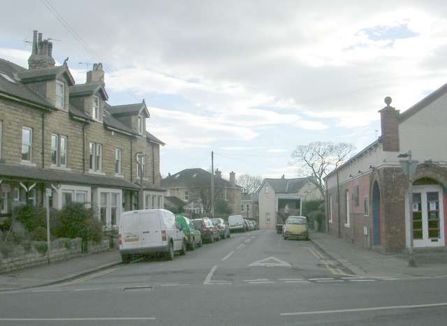 Caxton Street - Crossley Street