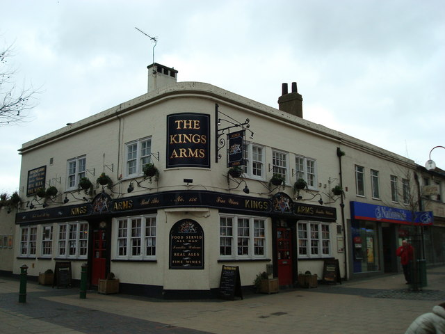 The Kings Arms, Bexleyheath